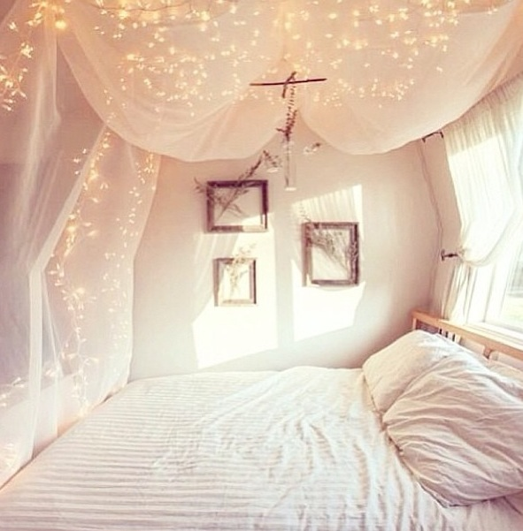 Not All Those Who Wander Are Lost Bedroom Dreaming - Pretty lights for bedroom