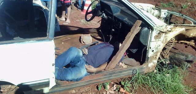 Manoel Ribas: Homem é encontrado morto com tiro na cabeça