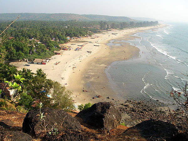 World Beautiful Places Arambol Goa India