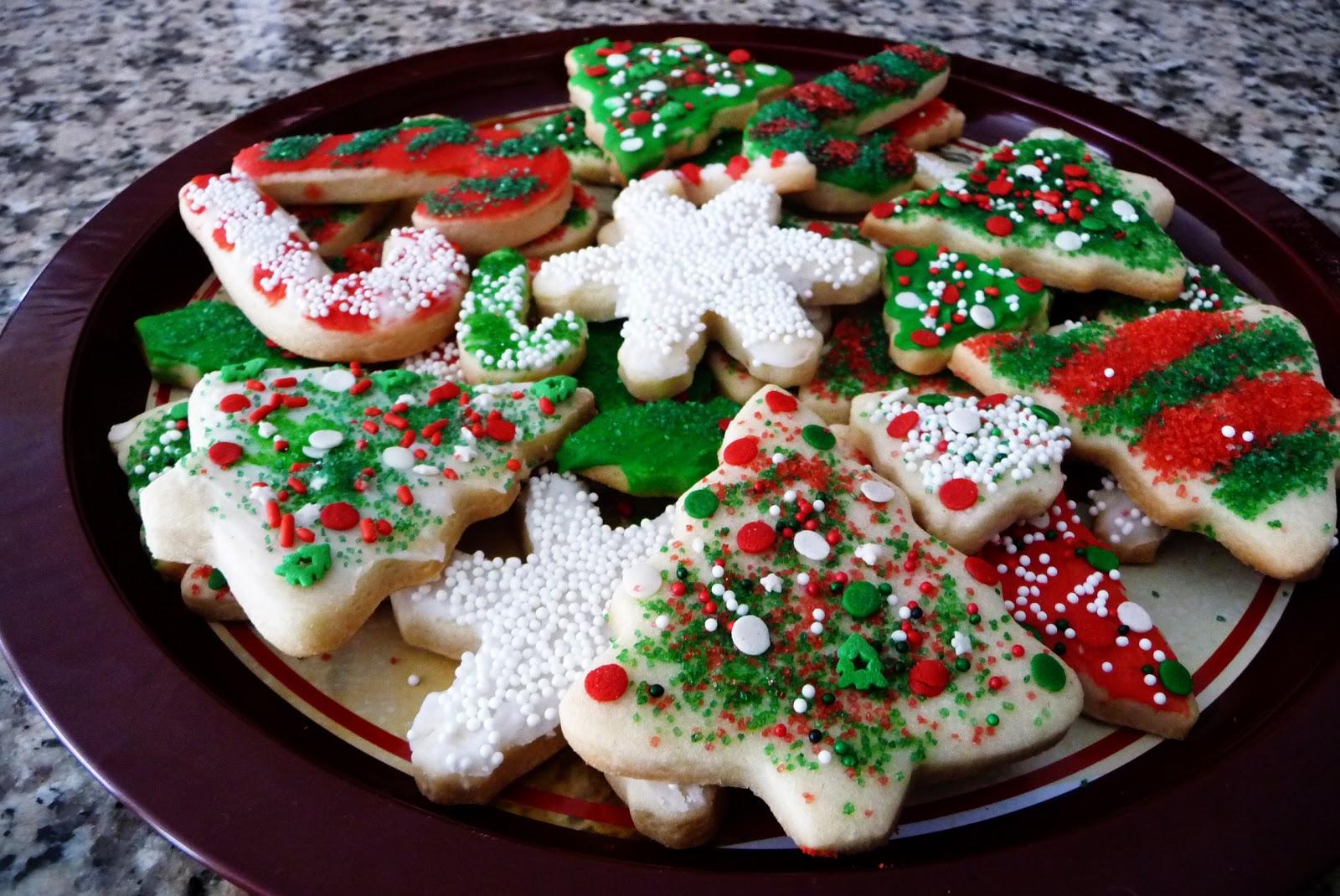 Christmas Sugar Cookies Christmas Sugar Cookie...