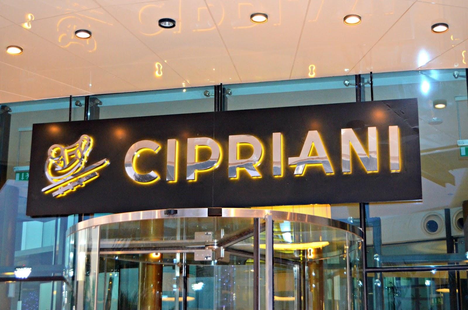 The bandwagon chic cipriani abu dhabi for Ristorante cipriani abu dhabi