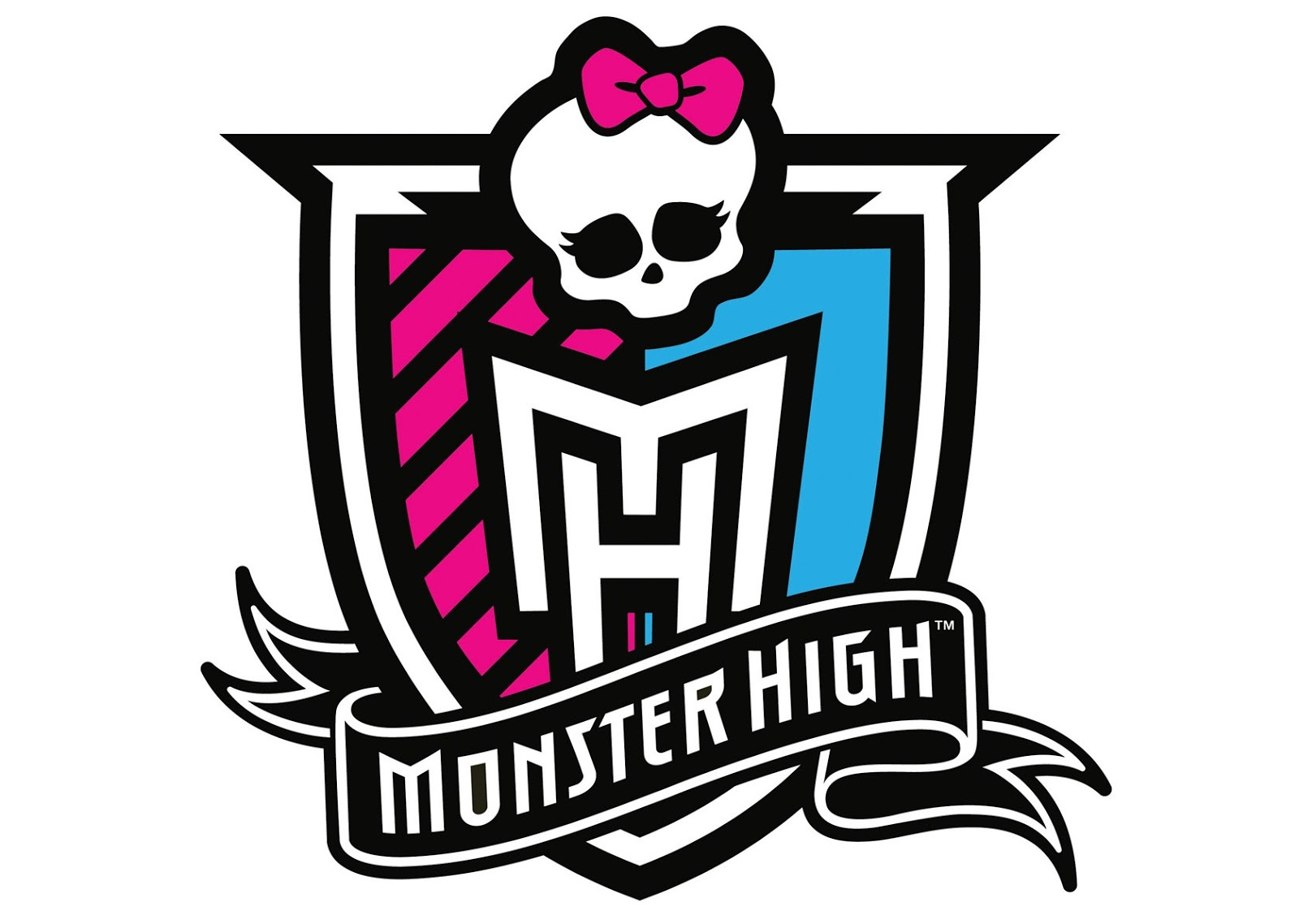 logo monster high