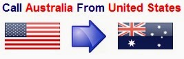 Call Australia from the US using Vonage
