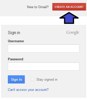 Langkah selanjutnya adalah mengisi data diri anda seperti nama ...