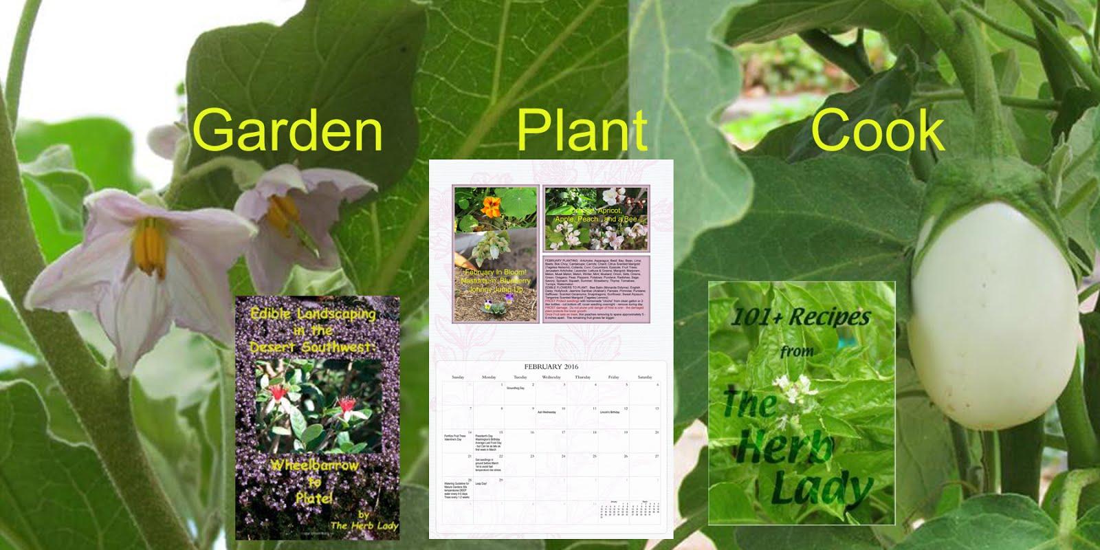 Garden, Plant, Cook!