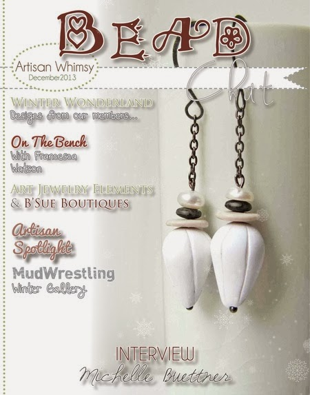 As Seen In Bead Chat Magazine