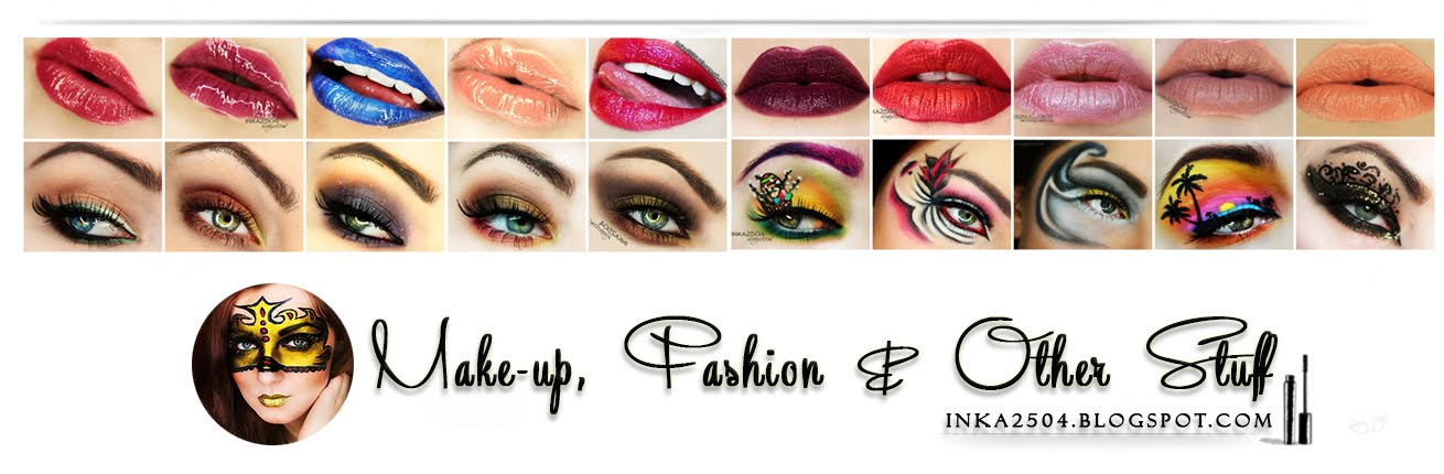 make-up, fashion and other stuff :)