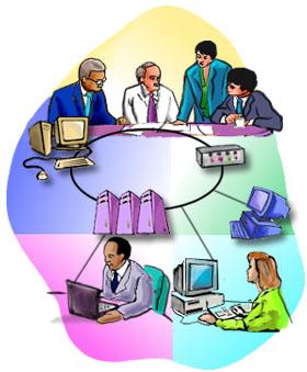 Redes protocolos for Importancia de la oficina dentro de la empresa wikipedia