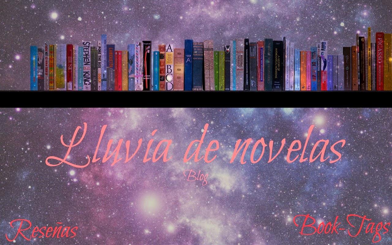 Lluvia de novelas