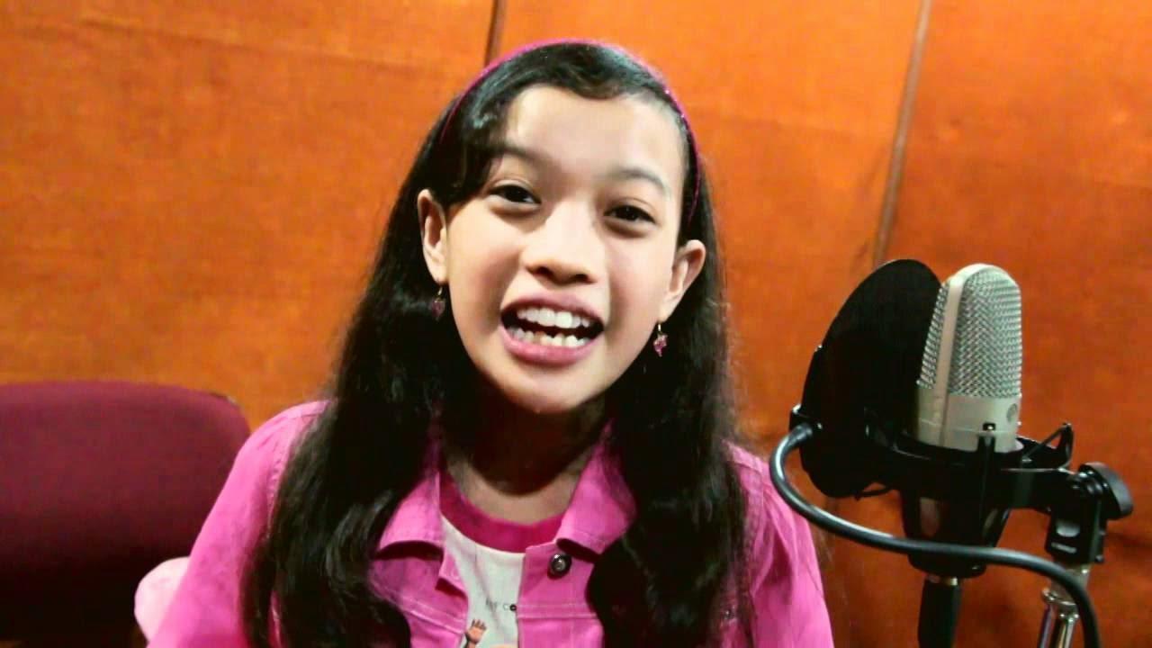Profil Biodata Asyiela Putri Pengisi Suara Upin & Ipin