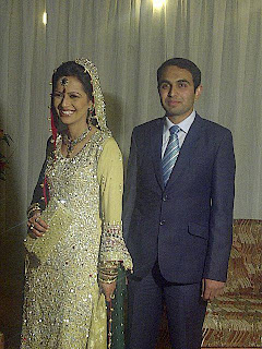 Beautiful Geo Newscaster Ayesha Bakhsh Wedding With Adnan Amin