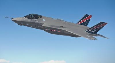 Pesawat F-35 , Dapat Menyerang Tanpa Terdeteksi