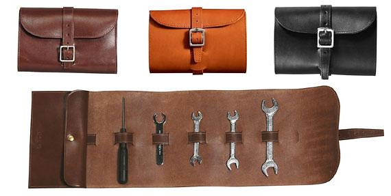 Brooks Motorcycle Tool Roll | Brooks Motorcycle Tool Roll price $194 | Motorcycle Tool Roll | Motorcycle Tools Kit