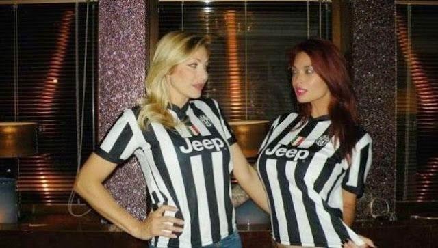 Dua Aktris Film Dewasa Siap Menari Bugil Jika Juventus Juara Liga Champions
