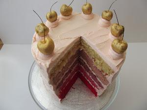rainbow cake 2012