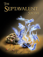 Interview with J.O. Jones author of The Septavalent Stone