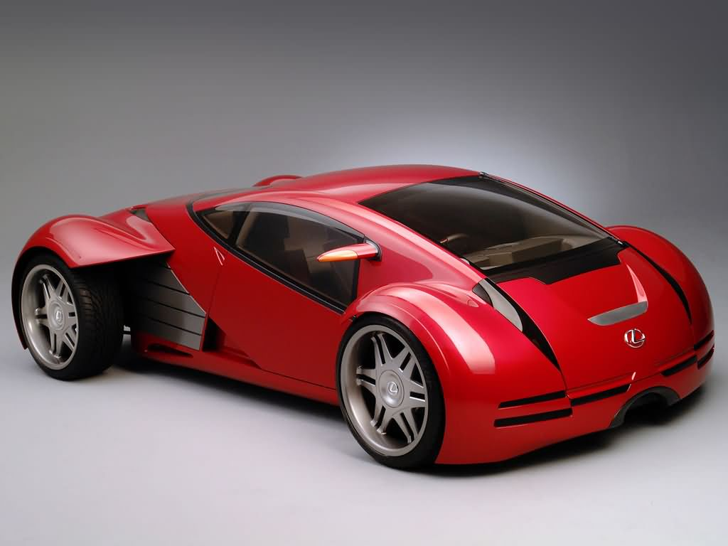 Supercar Design Sports Car