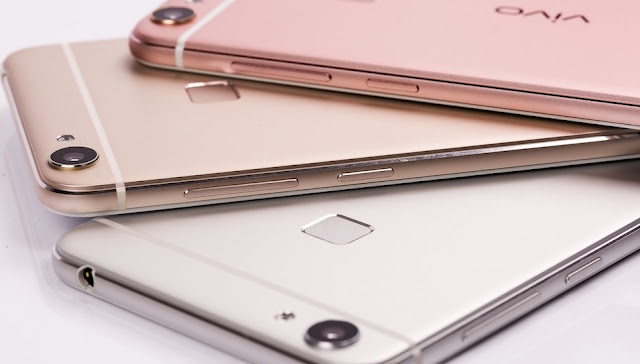 Vivo X6 and X6Plus Official With AMOLED Displays