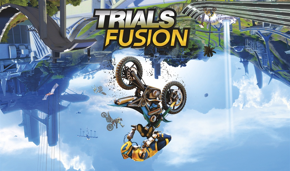 Trials Fusion Download Poster