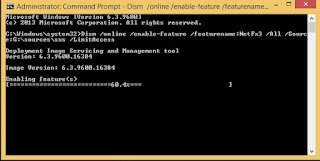 mengaktifkan NET Framework di windows8/8.1/10