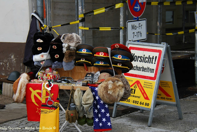 Checkpoint Charlie, East Berlin, East Germany, Soviet sector, Berlin Wall