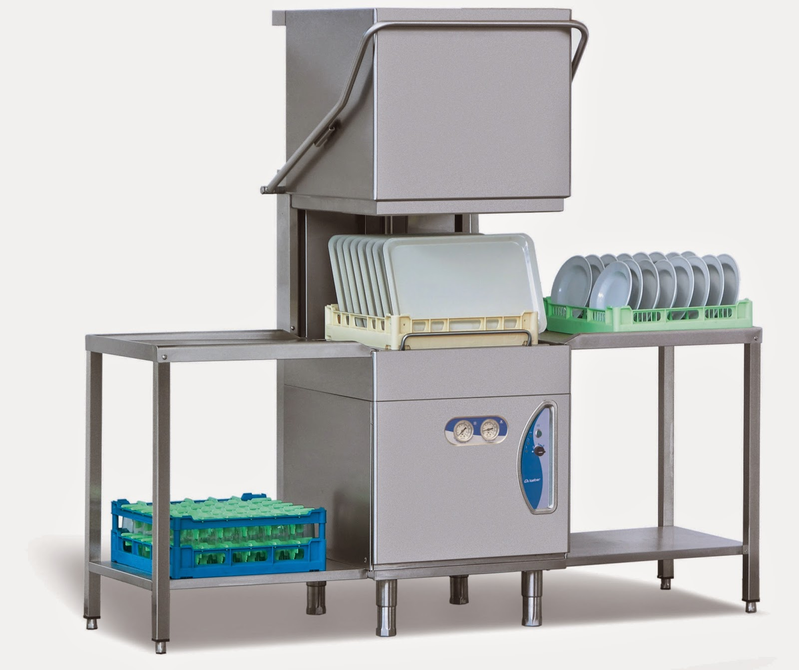 Commercial Dishwashers for Restaurants