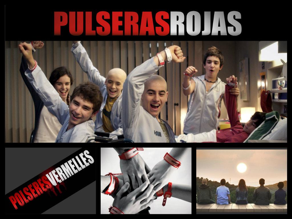 Pulseras Rojas 1