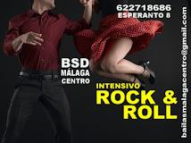 ROCK & ROLL EN SEPTIEMBRE 2018-19 LOS VIERNES EN BSD INTENSIVO INICIACIÓN