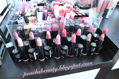 peachsbeauty.blogpost.com The Lipstick Tag NYX Black Label Round LIpstick