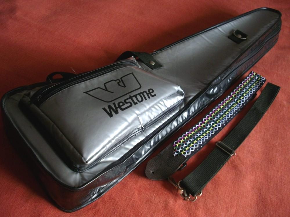 Flat eric s bass amp guitar collection westone quantum bass x850