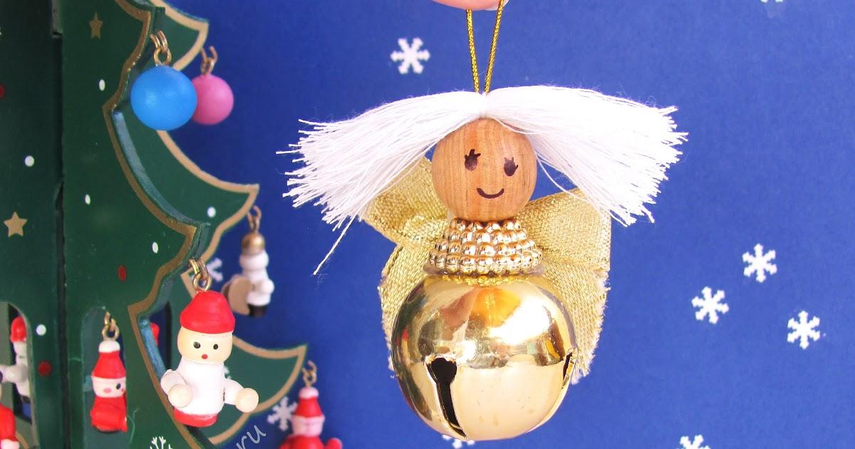 Рождественского ангела своими руками