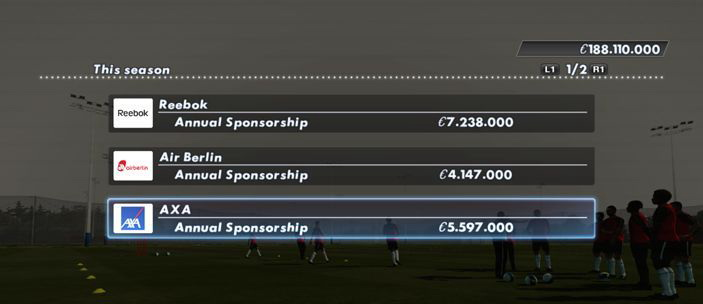 Download Real Sponsors ML PES 2013 - Our Patch 31