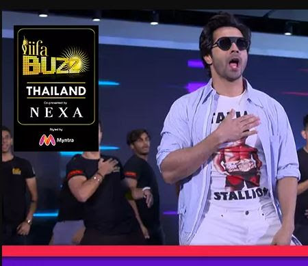 Poster Of IIFA Buzz Day 2 2018 Watch Online Free Download