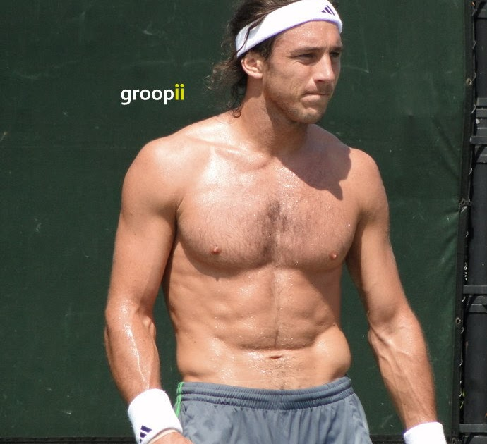Edwards Photos Of The Day Shirtless Tennis Players