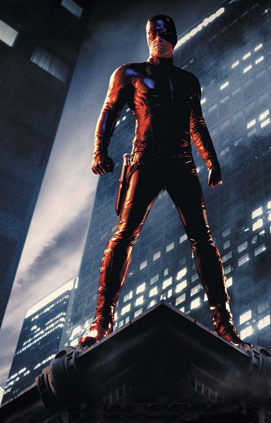 Daredevil Reboot Costume The Last Reel: Daredev...