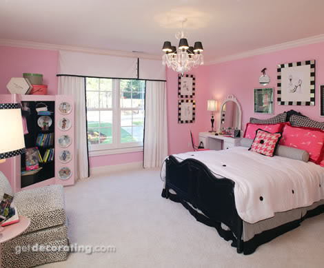 paris paris girls room