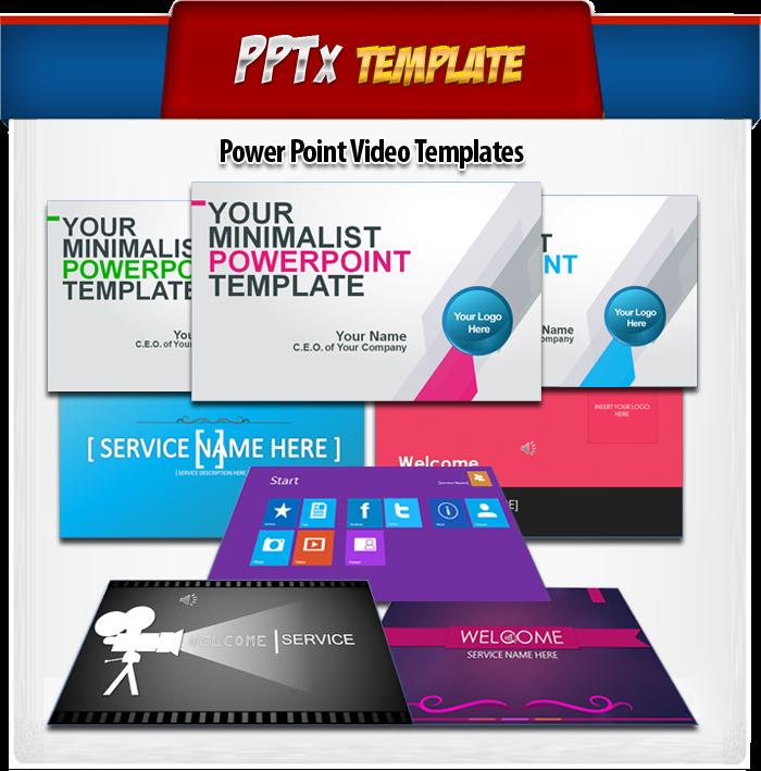 Bonus Template Premium Power Point