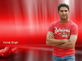 Yuvraj Singh Latest Wallpaper 2012