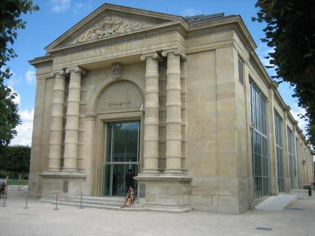 Museu L'Orangerie, Paris
