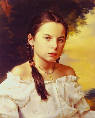 pinturas-de-niñas