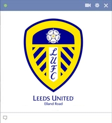 Leeds United Kode Emoticon Chat Facebook Klub (Team) Sepakbola