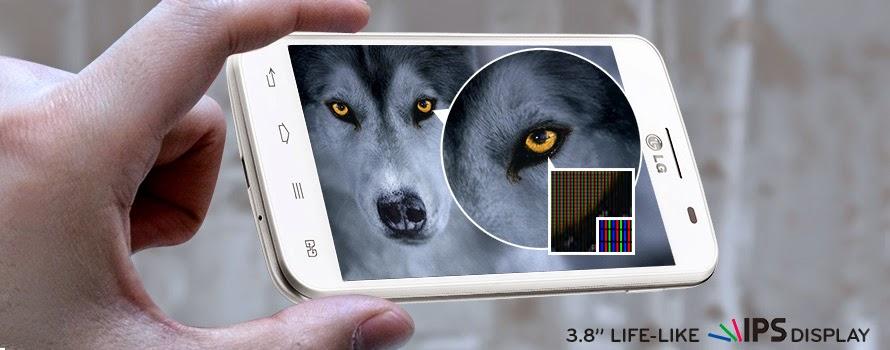 imagens do celular lg optimus l4 - Smartphone LG Optimus L4 II Tri Chip E470f 4GB Android
