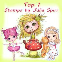 Top 3 at Julia Spiri