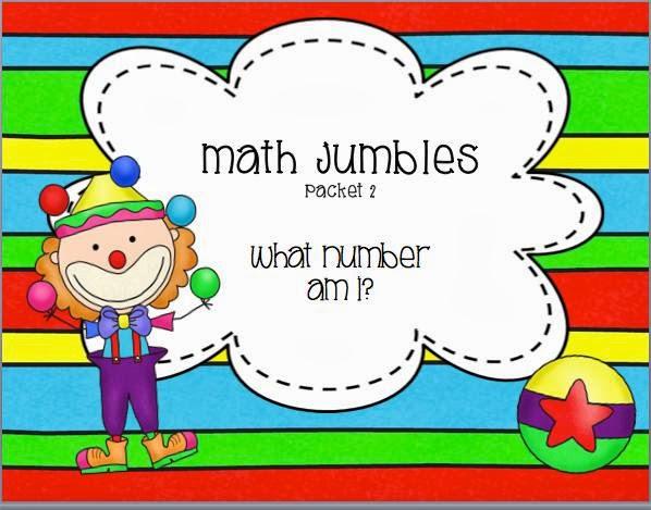 http://www.teacherspayteachers.com/Product/Math-Jumbles-Packet-2-936694