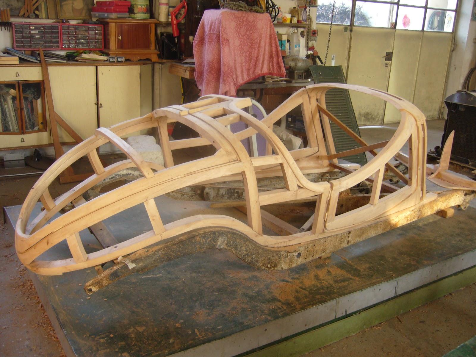 Restauro legno auto d 39 epoca fiat 508 spyder balilla coppa for Disegni di interni