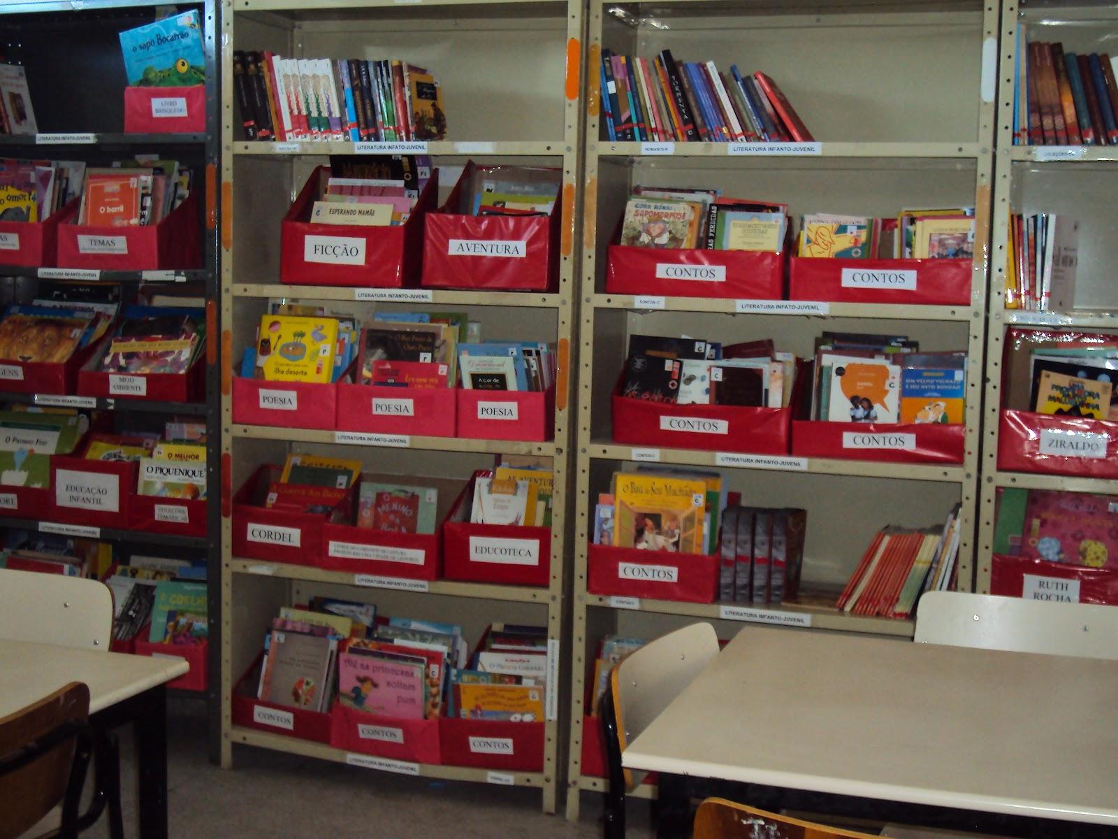decoracao sala de leitura na escola:Escola Municipal Álvaro Valle: Sala de Leitura Wesley de Souza Vitor