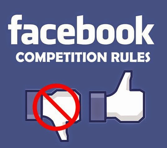 Facebook Contest Rules with Tips Full Guide 2014 image photo