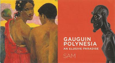 Gauguin & Polynesia: An Elusive Paradise - Show Flyer