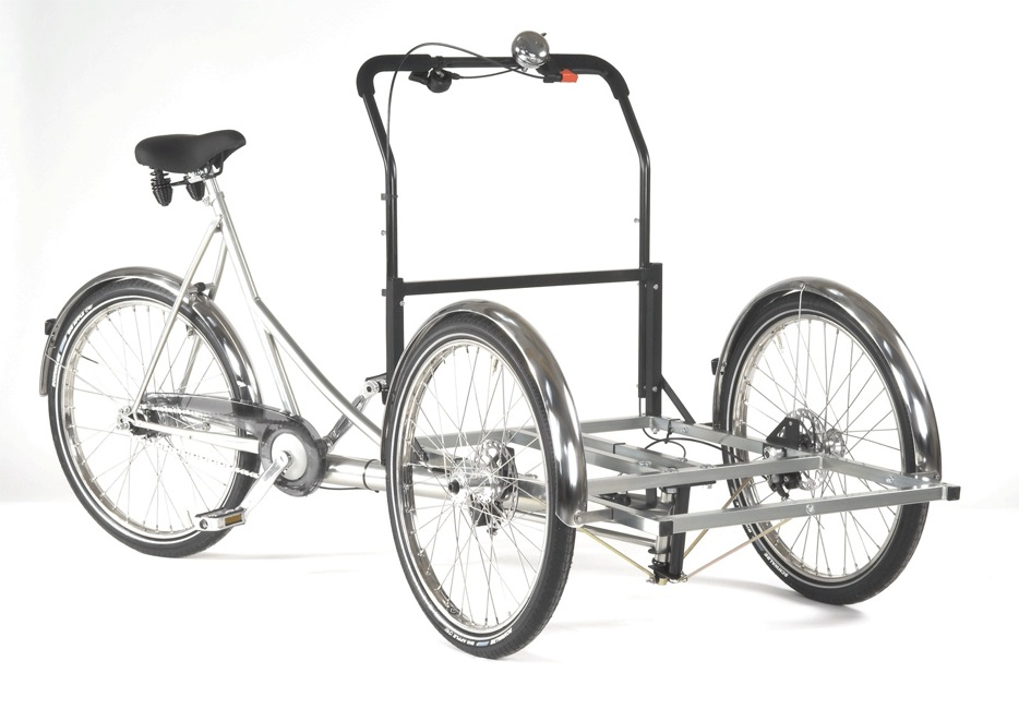 Freth\'s Recumbents: Cargotrike Plans = Cargo Trike Plans