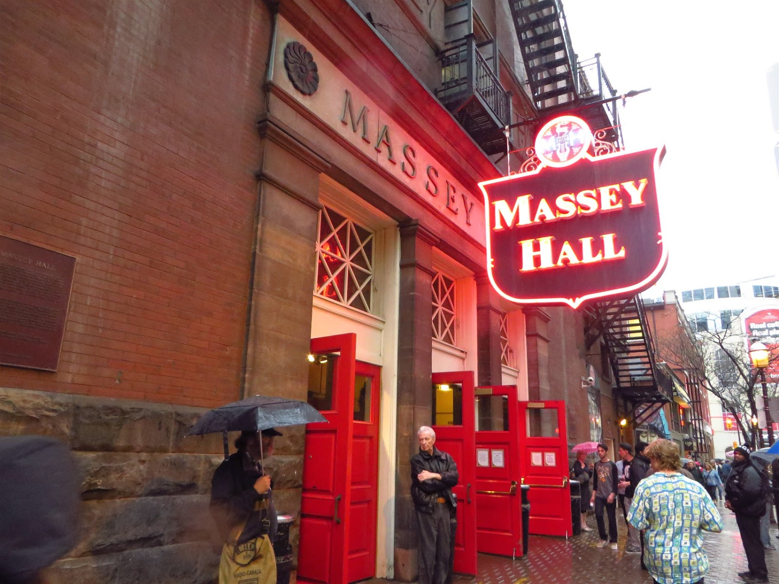 The World Of Gord George Thorogood And The Destroyers At Massey Hall